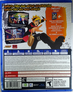 Naruto Shippuden: Ultimate Ninja Storm 4 Road to Boruto (US)