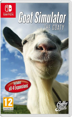 Goat Simulator: The Goaty (EUR)