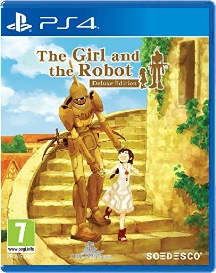 The Girl And The Robot - Deluxe Edition (EUR)