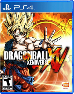 Dragon Ball Xenoverse (US)
