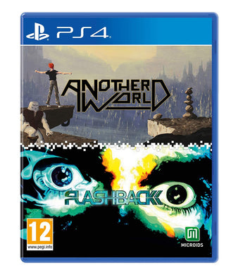 Another World & Flashback Double Pack (EUR)