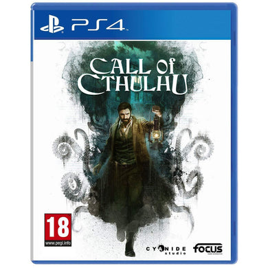 Call of Cthulhu (EUR)