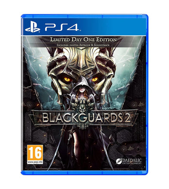 Blackguards 2 - Limited Day One Edition (EUR)