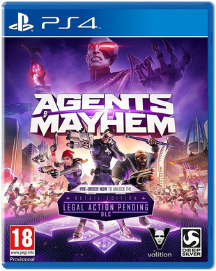 Agents of Mayhem - Day One Edition (EUR)