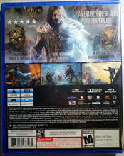 Load image into Gallery viewer, Middle Earth: Shadow of Mordor Game of the Year (US)