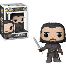 Load image into Gallery viewer, Game of Thrones #61 - Jon Snow - Funko Pop! Game of Thrones