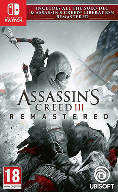 Assassin's Creed III Remastered + Assassin's Creed Liberation Remastered (EUR)
