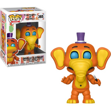 Load image into Gallery viewer, Five Nights at Freddy's #365 - Orville Elephant - Funko Pop! Games