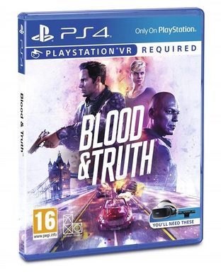 Blood & Truth VR (EUR)