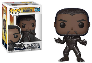 Marvel Black Panther #273 - Unmasked Black Panther - Funko Pop! Marvel