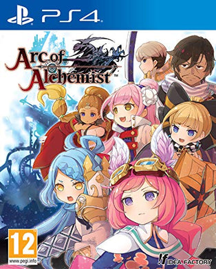 Arc of Alchemist (EUR)