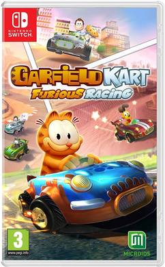 Garfield Kart: Furious Racing (EUR)