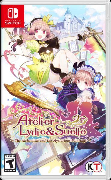 Atelier Lydie Suelle The Alchemists the Mysterious Paintings switch us