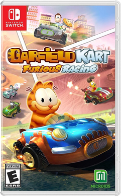 Garfield Kart: Furious Racing (US)