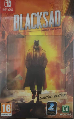 Blacksad: Under The Skin Limited Edition (EUR)