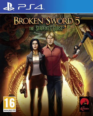 Broken Sword 5: The Serpent's Curse (EUR)