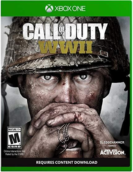 Call of Duty WWII xbox one us