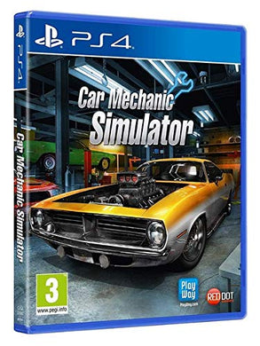 Car Mechanic Simulator (EUR)