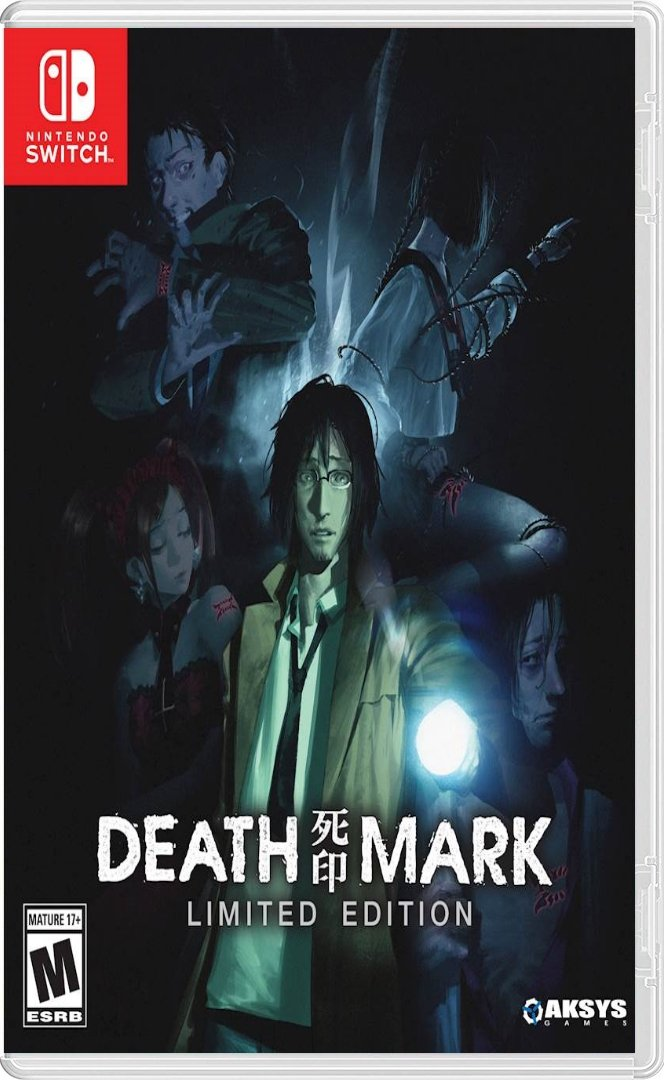 Death Mark LIMITED EDITION switch us