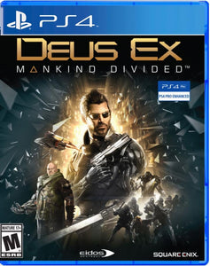 Deus Ex Mankind Divided ps4 us