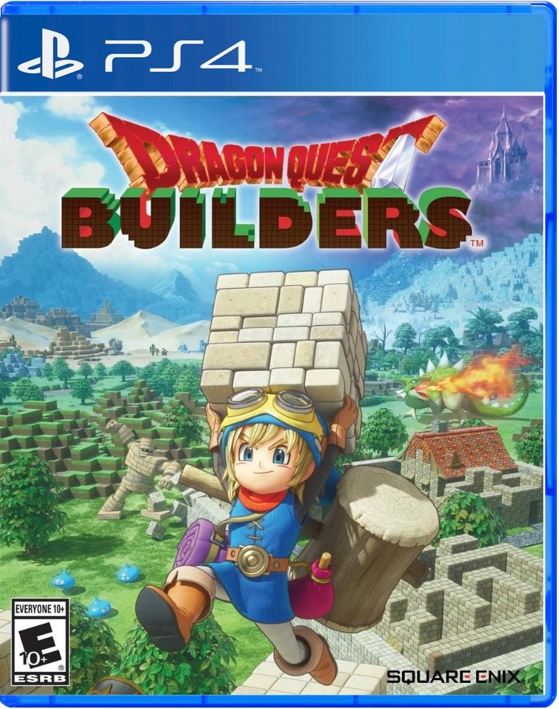 Dragon Quest Builders ps4 us