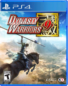 Dynasty Warriors 9 ps4 us
