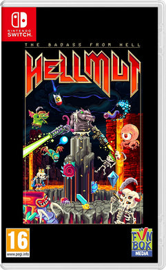 Hellmut: The Badass from Hell (EUR)