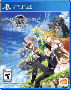 Sword Art Online: Hollow Realization (US)