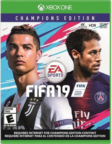 FIFA 19 - Champions Edition xbox one us