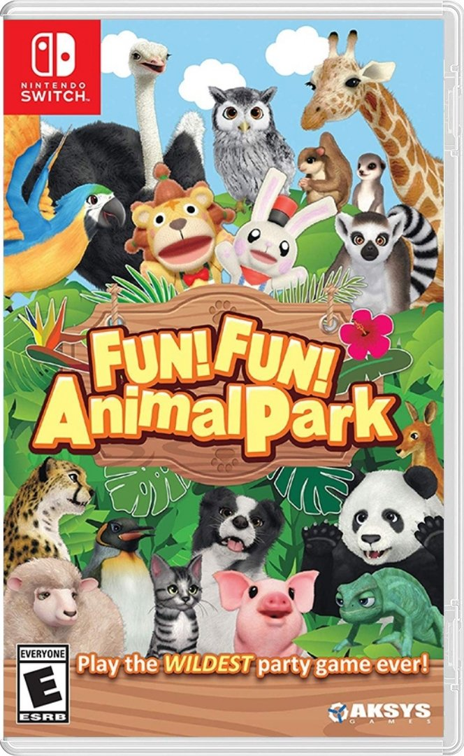 FUN FUN Animal Park switch us