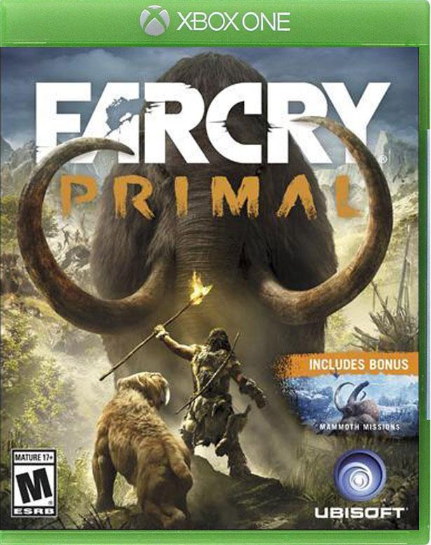 Far Cry Primal xbox one us