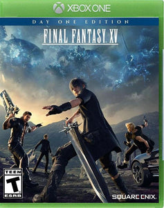 Final Fantasy XV xbox one us