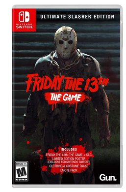 Friday The 13th: Game Ultimate Slasher Edition (US)