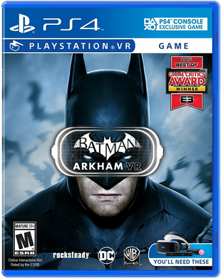 Batman: Arkham VR (US)