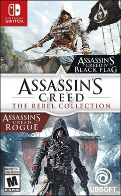 Assassins Creed: The Rebel Collection (US)