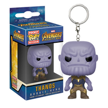 Load image into Gallery viewer, Marvel Avengers: Infinity War - Thanos - Pocket Pop! Keychain Marvel