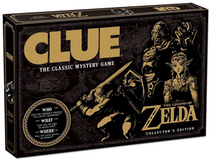 Clue Legend of Zelda