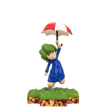 Load image into Gallery viewer, Lemmings - Umbrella Lemmings - Totaku Collection Figure #17