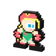 Load image into Gallery viewer, PDP Pixel Pals Collectible - #21 - Street Fighter - Cammy
