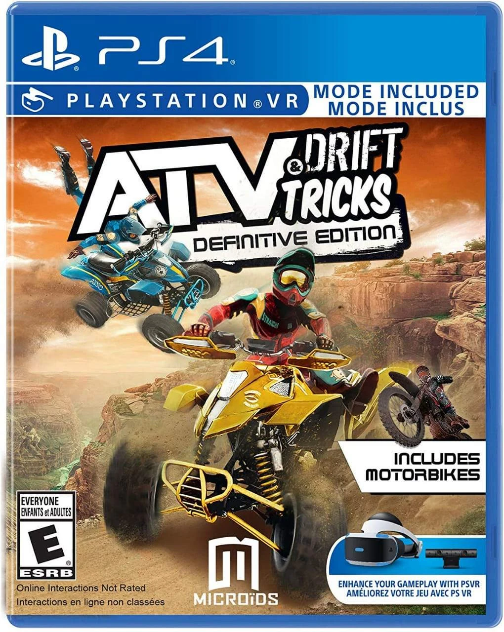 ATV Drift & Tricks Definitive Edition (US)