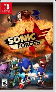Sonic Forces (US)