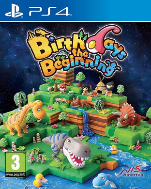 Birthdays the Beginning (EUR)