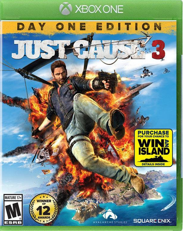 Just Cause 3 xbox one us
