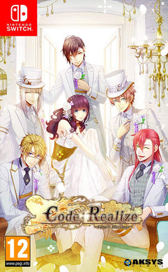Code: Realize Future Blessings (EUR)