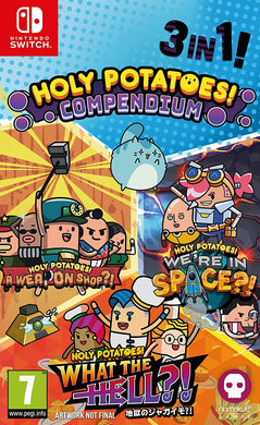 Holy Potatoes Compendium (EUR)