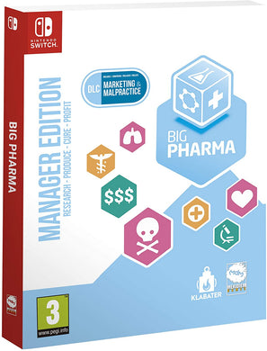 Big Pharma Special Edition (EUR)