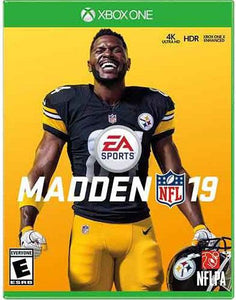 Madden NFL 19 xbox one us
