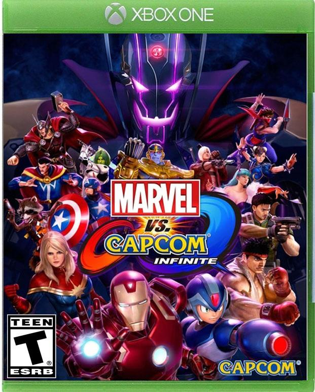 Marvel vs. Capcom Infinite xbox one us