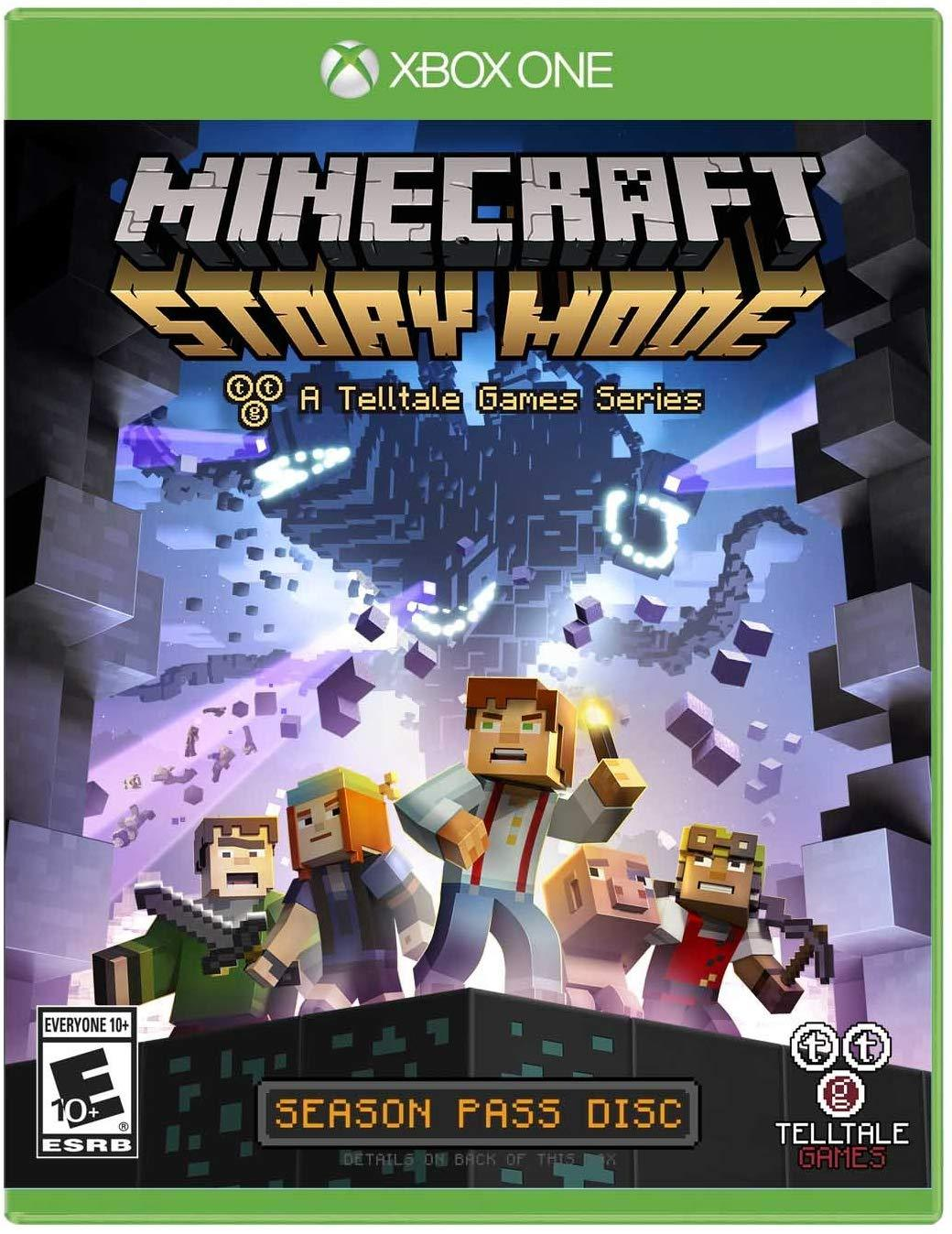 Minecraft Story Mode xbox one us