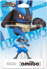 Load image into Gallery viewer, Amiibo Super Smash Bros - Lucario (EUR)